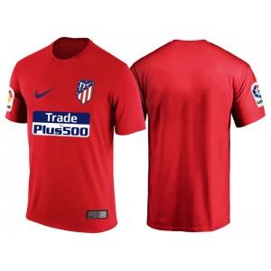 Atletico Madrid Red Club T-Shirt