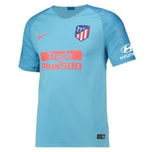 Atletico Madrid Away Jersey 2018/19 Light Blue