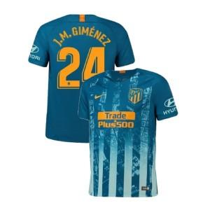 Youth 2018/19 Atletico Madrid Authentic Third #24 Jose Gimenez Jersey