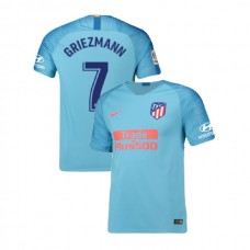 2018/19 Atletico Madrid Replica Away #7 Antoine Griezmann Jersey