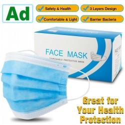 Medical Disposable Face Masks